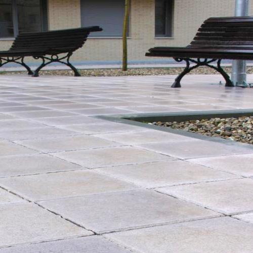 Losas de hormig n ecosit para pavimentaci n de exteriores for Losa para terraza exterior